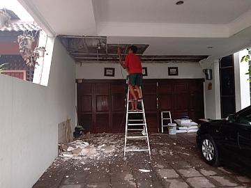 Renovasi Rumah di Duren Sawit Jakarta Timur