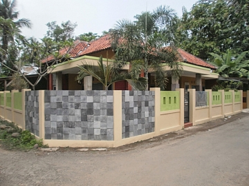 Pembangunan Rumah Tinggal di Jawa Tengah