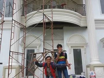 Pembangunan RUMAH di Serpong