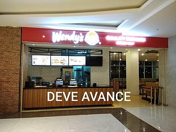 Pekerjaan Wendy s di Mall Pontianak Kalimantan Barat