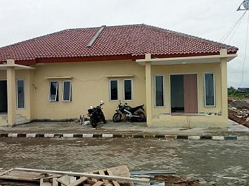 Pekerjaan Rumah Dinas Dosen Kampus KKP di Karawang