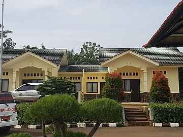 Pekerjaan Perumahan TNI di Sentul Bogor