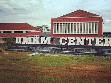 Pekerjaan UMKN Center