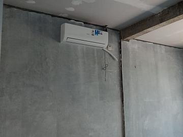 Pekerjaan Pemasangan AC